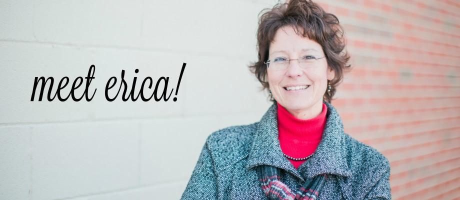 Meet Erica: The New Miss Cupcake!