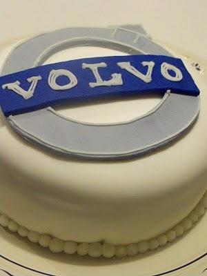 Volvo Cake