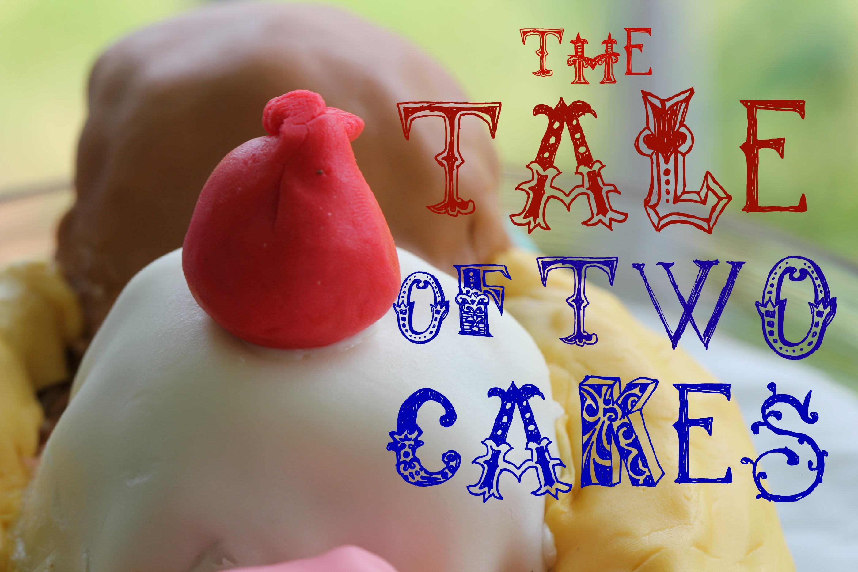 Tale of Two Cakes