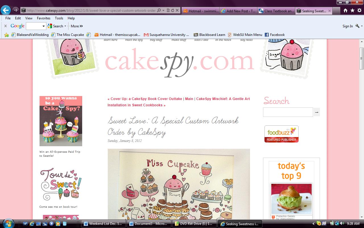 The Miss Cupcake